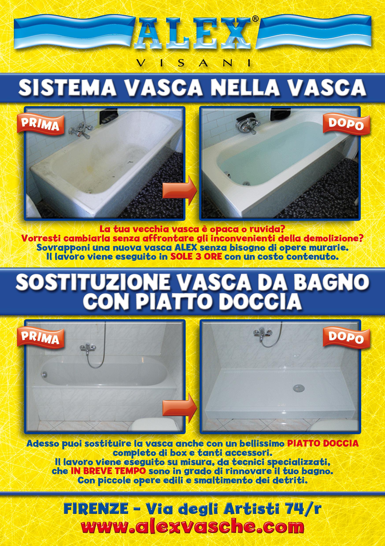 Costo vasche vassoio per vasca da bagno con leggio di - Posa piatto doccia prima o dopo piastrelle ...
